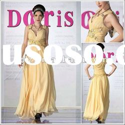 D30307 new style fashion women long evening gown dropship