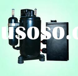 DC 48v compressor for truck sleeper cabin ac Telecom basis shelter air conditioning system