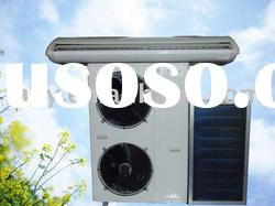 DC Inverter Solar Air Conditioner With Two Indoor Units