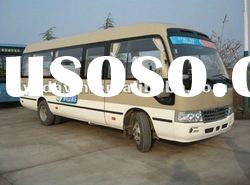 DLOB 1002 electric mini passenger shuttle bus 4 wheel, ac brushless 90kw motor: