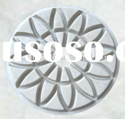 Diamond Resin Floor Polishing Pad for floor and Concrete