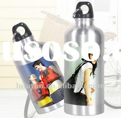 Different lids Stainless Steel water bottle, small mouth water bottle