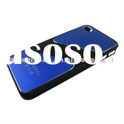 Double color plastic Mobile Case for iPhone4/4s 10
