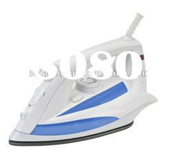 how to clean the soleplate of an electric iron