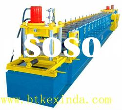 Durable Quality Steel Roof Truss Cold Roll Forming Machine Roll Former c purlins and decking machine