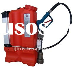 Electric Backpack Single Phase Water Mist Fire extinguisher (Battery powered)