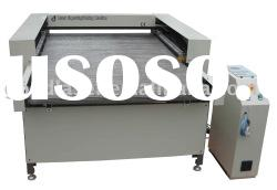 Fabric, cloth, leather laser engraving/cutting machine----JD1630 (automatic feeding)
