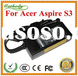 Factory Supply Laptop Cargador for Acer Aspire S3 Ultrabook AC Power Adapter