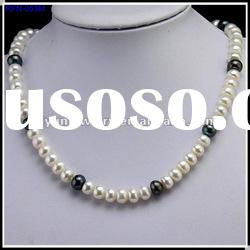 Fashion Pearl Jewelry, Freshwater Pearl Necklace