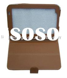 Fashion mobile phone leather cover for sam p1000