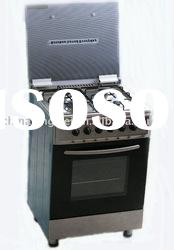 Free standing gas oven with four burners GO-XWS501A