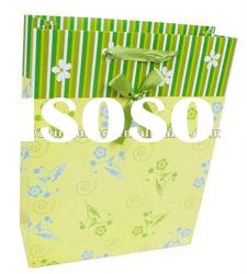 Fresh art paper gift bag