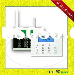GS-G80DE Touch keypad GSM alarm system support 2/4 Band GSM/PSTN dual net-work