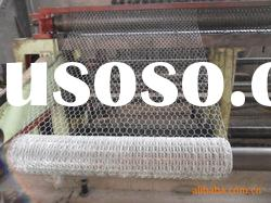 Galvanized or PVC Coated Hexagonal Wire Mesh(manufacturer)