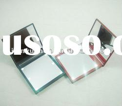Gift promotion LED lighted compact mirror/cosmetic mirror/make up mirror/vanity mirror/pocket mirror