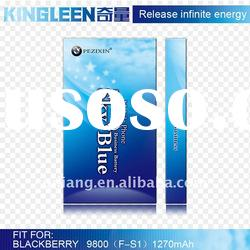 Golden life used for BB9800 cell phone battery