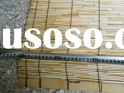 Good quality reed curtain with bamboo chips