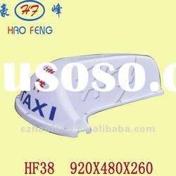 HF38 taxi roof advertising box