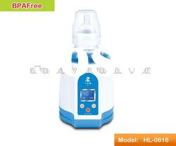 HL-0616 LCD digital feeding bottle warmer