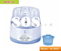 HL-0634 baby Feeding bottle electric Warmer & Sterilizer 2 in 1