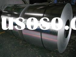 HOT-ROLLED GALVANIZED STEEL COIL