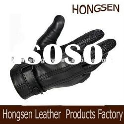 HS1011 men's leather gloves