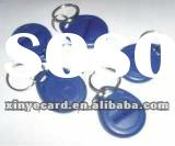 High Quality Key fob/Key chain with T5577(use in ID and access control)