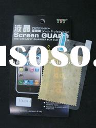 High clear mobile screen guard for Apple ipod touch 4
