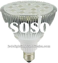 High power par38 led lamp e27 15w