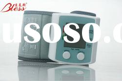 High quality ;high accuracy and high storge blood pressure monitor watch