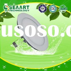 High quality led panel light round 14w with high class