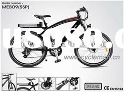 Hot E-bicycle with RST suspension fork,CE/EN 15194