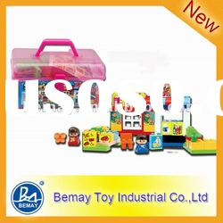 Hot ! Kit Educational Toy ! plastic building blocks toys for kids !(219343)