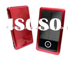 Hot Selling 3000mAh Portable Solar battery Charger