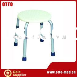Hot shower chair adjustable shower seat bath stool