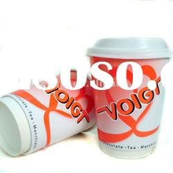 Hotsale double wall paper cup various size