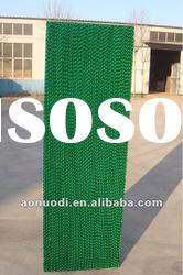 Industrial/greenhouse/poultry evaporative cooling pad