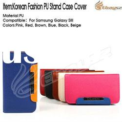 Kalaideng PU Leather Wallet Case Cover for Samsung Galaxy SIII S3 i9300 LF-1346