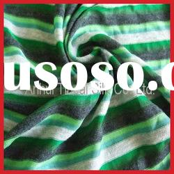 Knitted Cotton Yarn Dyed Fabric