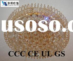 LED crystal ceiling lamp & LED crystal ceiling light