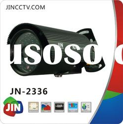 LED low illumination level SONY CCD modern ir waterproof road safety guard camera JN-2336