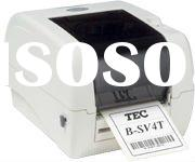 Label Printer TEC B-SV4T Barcode Printer Thermal Transfer Printer Direct Thermal Printer