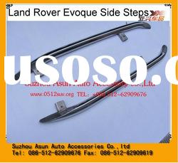 Land Rover Evoque Running boards car auto parts accessories New Coming 2012