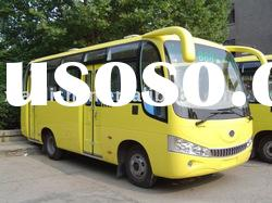 Lishan diesel city bus of LS6660B for sale