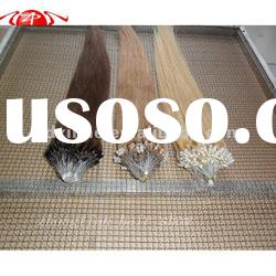 Lovely Brazilian and Indian Remy Easy Loop Ring Hair Weaving