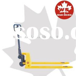 Low Lifting Pallet Truck