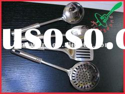 Low price stainless steel cooking tools