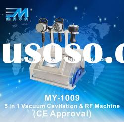 MY-1009 5 in 1 RF cavitation slimming Machine (CE Approval)