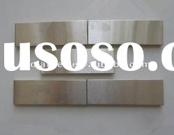 Metal Stainless Steel Subway tiles mosaic tiles