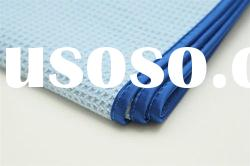 Microfiber honeycomb cleaning cloth, microfiber cleaning cloth, floor cloth
